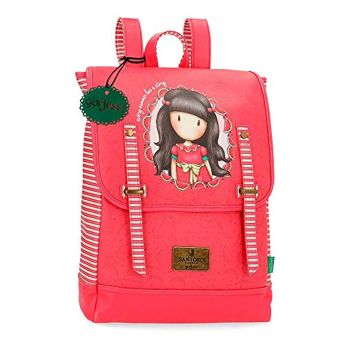 Gorjuss Every Summer Has A Story Sac à dos loisir 38 centimeters 9.92 Multicolore (Multicolor)