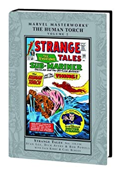Marvel Masterworks: The Human Torch, Vol. 2 - Book #114 of the Marvel Masterworks