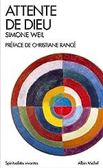 Attente de Dieu de Simone Weil