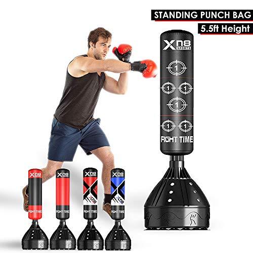 XN8 5.5ft Free Standing Punch Ba...