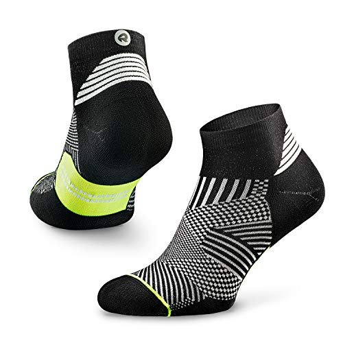 Rockay Flare Running Socks for Men and Women, Cushion,...