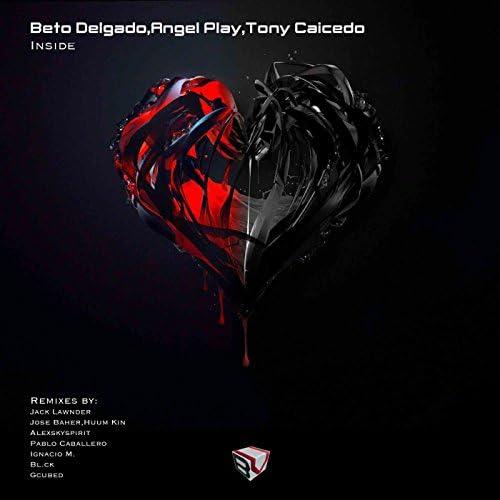 Beto Delgado, Angel Play & Tony Caicedo