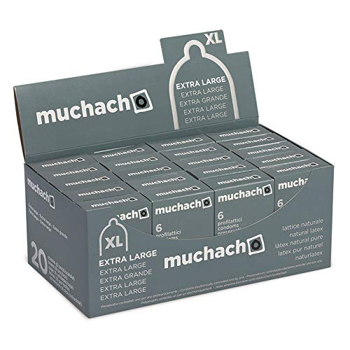 MUCHACHO EXTRA LARGE 6 PZ