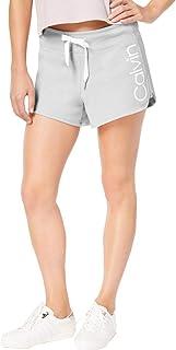 Calvin Klein Women's Lacquer Logo Terry Short