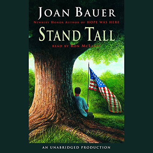 Stand Tall audiobook cover art