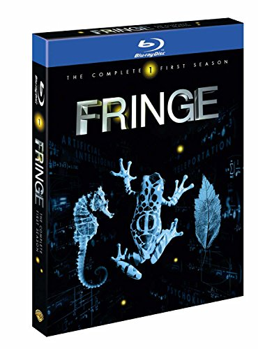 Fringe - Season 1 [Blu-ray] [UK Import]
