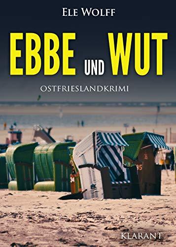 Ebbe und Wut. Ostfrieslandkrimi (Janneke Hoogestraat ermittelt 8) (German Edition)