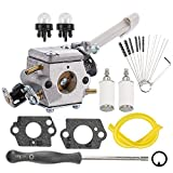 Allong RY08420A Carburetor Compatible with Ryobi Bp42 Carburetor 308054079 308054093 RY08420 Backpack Blower with 530069247 WT-1086 Repower Kit