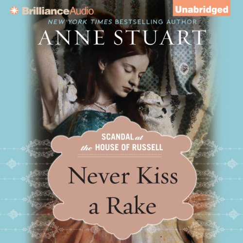Never Kiss a Rake audiobook cover art