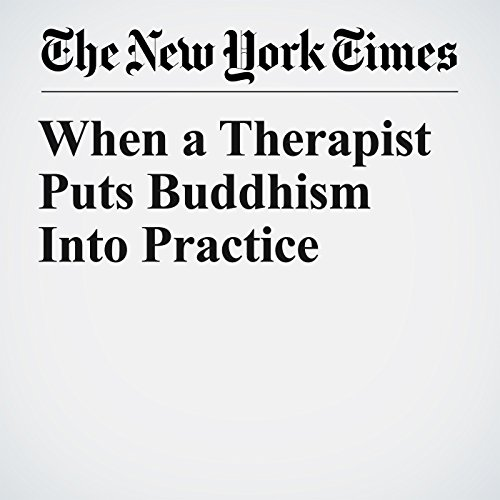 When a Therapist Puts Buddhism Into Practice copertina