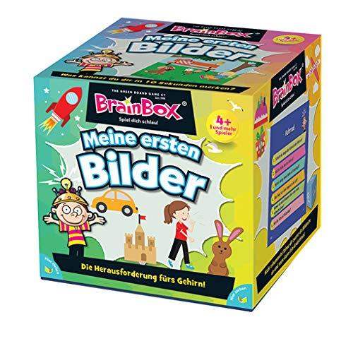 Brain Box 2094910 94910 Meine ersten Bilder, Lernspiel, Quizspiel für Kinder ab 4 Jahren