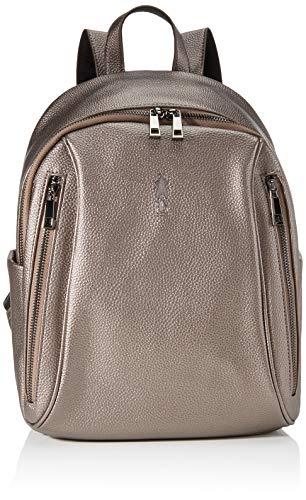 Fly London Women's AION708FLY Handbag, DK Silver, One Size