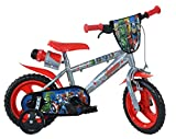 30.48 cm de Los Vengadores para Ruedas de Bicicleta Rueda de Juego de Ruedas para Bici Dino-Bike