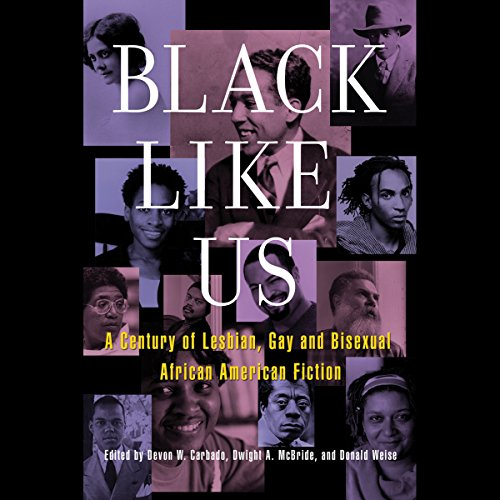 Black Like Us audiobook cover art