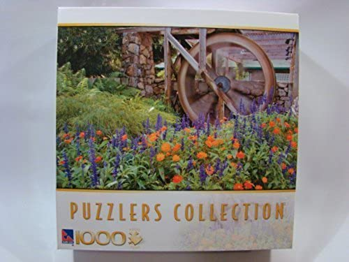 Puzzlers Collection 1000 Piece Jigsaw Puzzle  Water Wheel by Sure-Lox