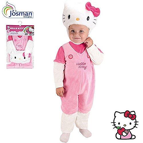 Mattel J427-002 - Disfraz de Hello kitty para niña (5 años)