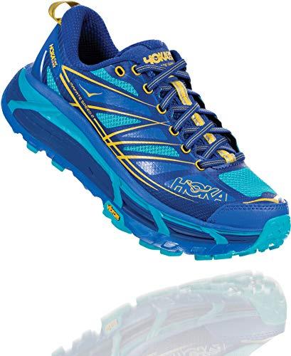 Hoka - Zapatillas de running Mafate Speed 2 para mujer, color azul - 40