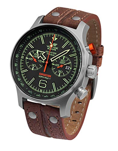 Vostok Europe Expedition Herr uhren 6S21-595H299