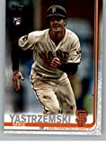2019 Topps Update (Series 3) #US245 Mike Yastrzemski RC Rookie San Francisco Giants Official Baseball Trading Card. rookie card picture