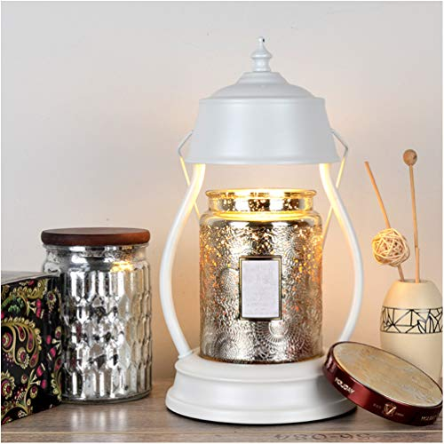 D-Work - Lampada riscaldante per candela profumata Candle Warmer Ht. 16 cm 'CLARA 502' lampadina GU10 230 V dimmerabile