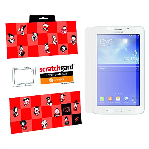 Original Scratchgard Anti-Glare Screen Protector for Samsung Galaxy Tab 3 V SM-T116NY