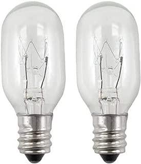 EFP Make Up Mirror Light Bulb Conair RP34B 20 WATT Bulb Lighted Mirror 2 BULBS