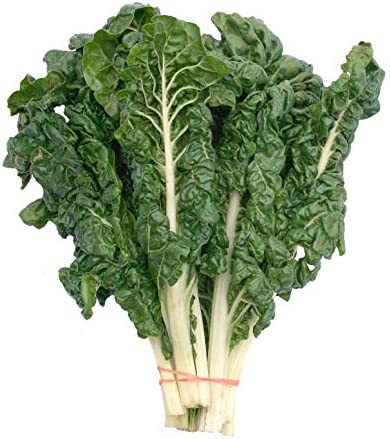 Swiss Chard Fordhook Giant Seeds Non GMO 5 Grams Approximately 150 Seeds product image