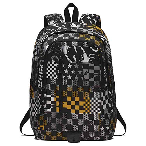 NIKE All Access Soleday - Mochila, color negro y negro