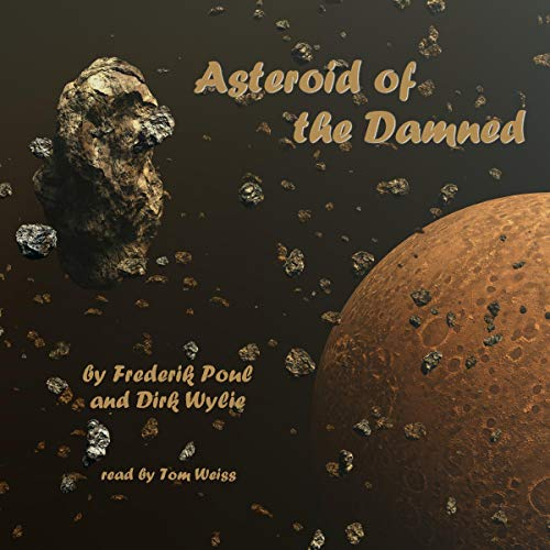 Asteroid of the Damned  By  cover art
