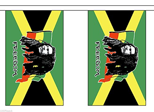 Jamaika Rastafari Bob Marley