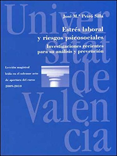 libro ebook stress laboral