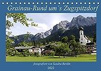 Grainau - Rund um´s Zugspitzdorf (Tischkalender 2022 DIN A5 quer): Sommerbilder rund um Grainau, Garmisch-Partenkirchen (Geburtstagskalender, 14 Seiten )