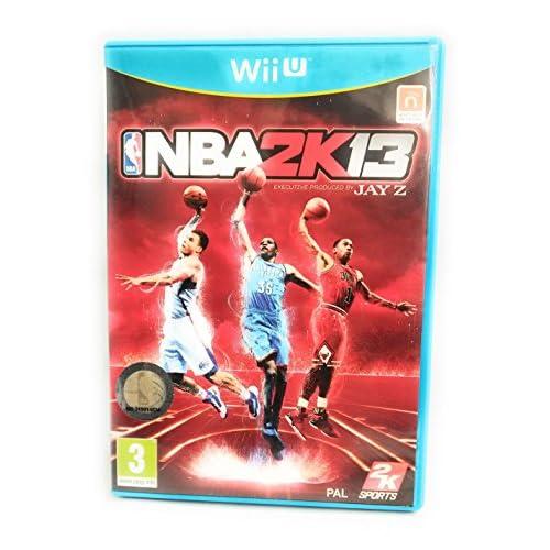 WIIU NBA 2K13 (EU)