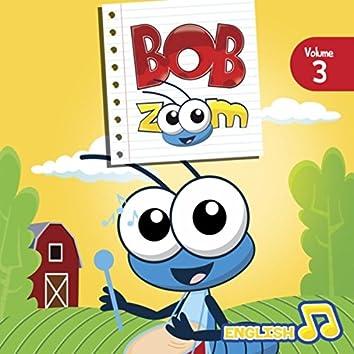 Bob Zoom, Vol. 3: English