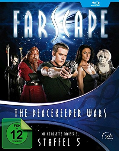 Farscape - Staffel 5 - The Peacekeeper Wars [Blu-ray]