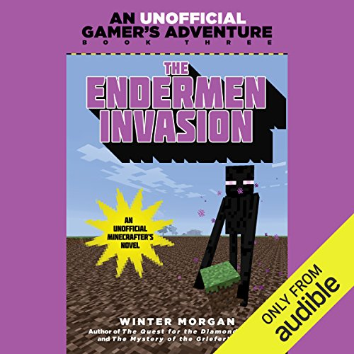 The Endermen Invasion audiobook cover art