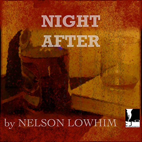 Night After audiobook cover art