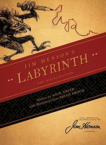 Jim Henson's Labyrinth: The Novelization