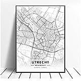 SYBS Abstract Home Beliebte Leinwand Malerei Utrecht Zwolle