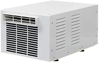 MYPNB Todo-en-uno del acondicionador de Aire, con la sincronización Functio Acondicionado y Calor Ventana Mini-Compacto Duradero Super Silent Radiador for la Oficina, hogar, Dormitorio