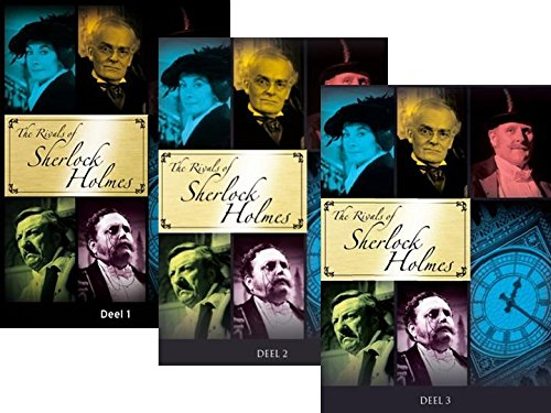 The Rivals of Sherlock Holmes - The Complete Collection (9 DVD Box Set)