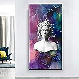 qianyuhe Poster und Drucke an der Wand Kunst Bild