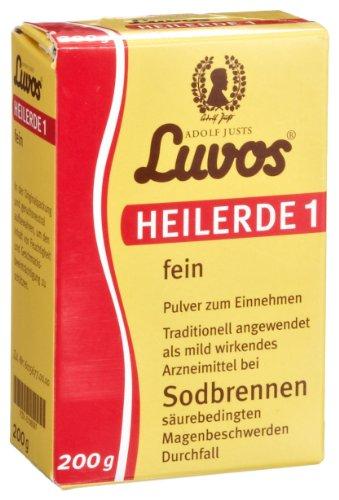 Luvos Heilerde 1 Pulver zum Einnehmen, 2er Pack (2 x 200 g)