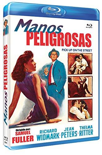 Manos Peligrosas BD 1953 Pickup on South Street [Blu-ray]