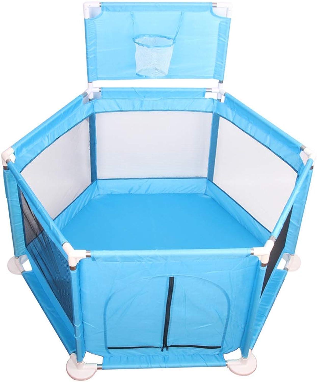 comprar marca GWFVA GWFVA GWFVA Juego para Niños Cochepa Fence Juego de bebé Casa Interior y Exterior Infant Toddler Crawling Mat Juguete 125  110  65cm (Color  Sin Alfombra)  solo cómpralo