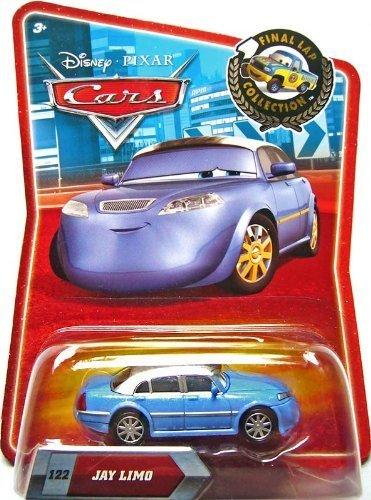 Disney Pixar Cars - Final Lap Series - Jay Limo by Mattel