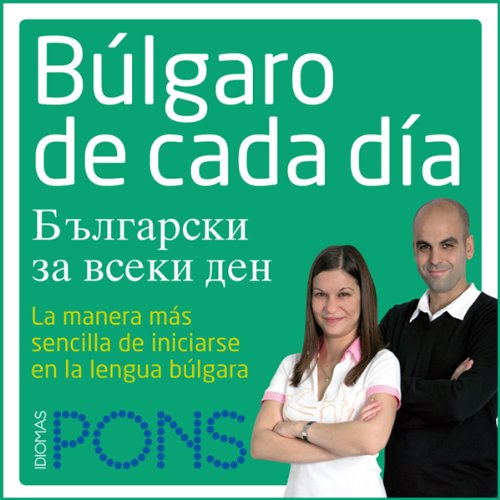 Búlgaro de cada día [Everyday Bulgarian] audiobook cover art