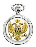 Montenegro Crna Gora Full Hunter reloj de bolsillo