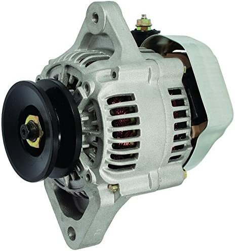New Alternator Replacement For John Excellence VV1 Outlet ☆ Free Shipping Case Deere Holland