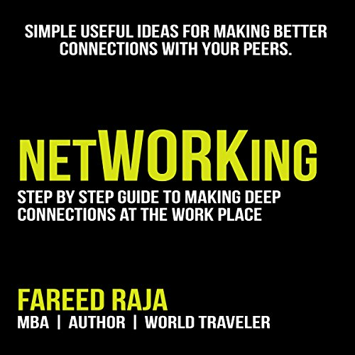netWORKing audiobook cover art